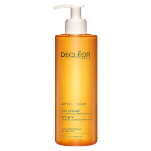 DECLÉOR Micellar Oil -miselliöljy 200ml