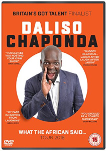 Daliso Chaponda - What The African Said…