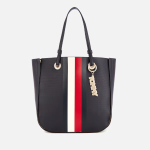 Tommy Hilfiger Women's Tommy Twist Tote Bag - Navy