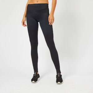 FALKE Ergonomic Sport System Women's Long Light Tights - Black