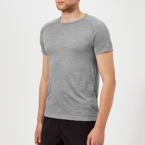 FALKE Ergonomic Sport System Men's Short Sleeve T-Shirt - Grey Heather