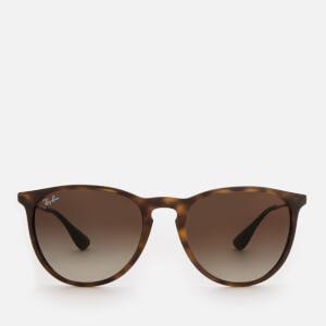 Ray-Ban Erika Wayfarer Sunglasses - Rubber Havana