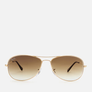 Ray-Ban Men's Cockpit Metal Frame Sunglasses - Arista