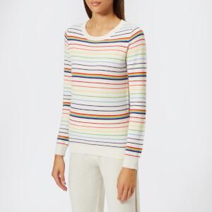 Madeleine Thompson Women's Mercury Knit Jumper - Cream
