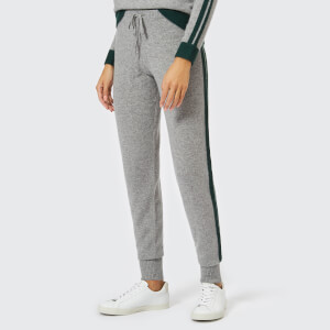 Madeleine Thompson Women's Herse Joggers - Grey/Green
