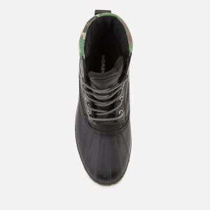 Sorel Men's Cheyanne II Premium Lace Up Boots - Black: Image 3