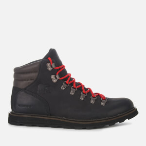 Sorel Men's Madson Waterproof Hiker Style Boots - Black