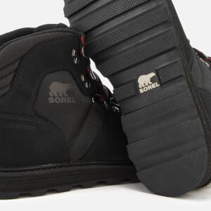 Sorel Men's Madson Sport Hiker Style Boots - Black: Image 4