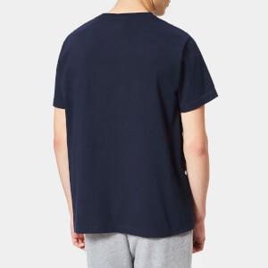 A.P.C. Men's Burnette T-Shirt - Dark Navy: Image 2
