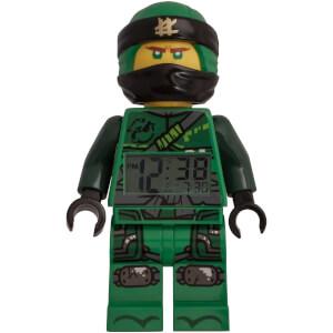 LEGO Ninjago Lloyd Minifigure Clock