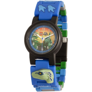 LEGO Jurassic World Blue Minifigure Link Watch