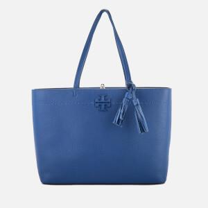 Tory Burch Women's McGraw Tote Bag - Bright Indigo