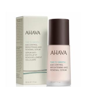 AHAVA Age Control Brightening and Renewal Serum 30ml