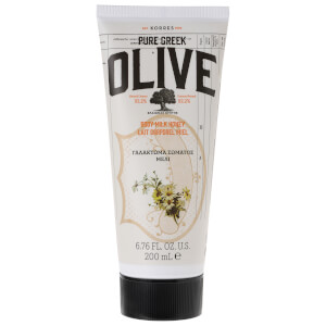 Leche corporal OLIVE Honey de KORRES 200 ml