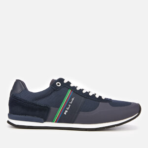 PS by Paul Smith Men's Ericson Runner Style Trainers - Dark Navy