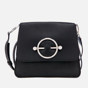 JW Anderson Women's Disc Bag - Black