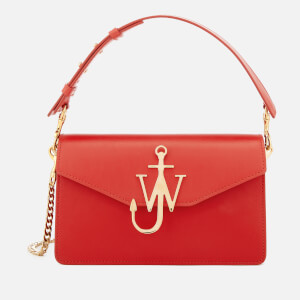 JW Anderson Women's Logo Purse Bag - Scarlet