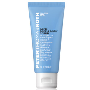 Peter Thomas Roth Acne Face and Body Scrub 4.06oz