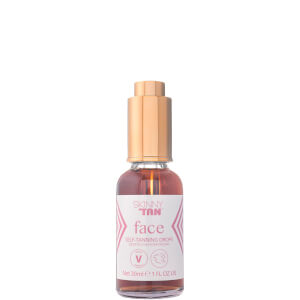 Face by Skinny Tan Moisturising Oil Drops 30 ml