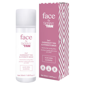 Face by Skinny Tan Overnight Tan & Hydrate Mask 50 ml