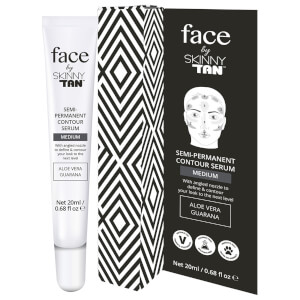 Face by Skinny Tan Contouring Serum Medium 20 ml