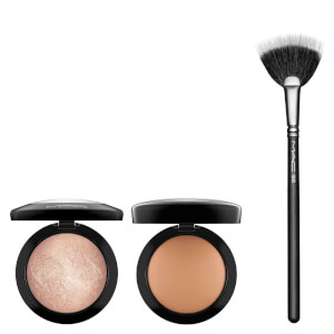 MAC Bronze and Glow Bundle