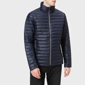 Calvin Klein Jeans Men's Light Down Packable Jacket - Night Sky