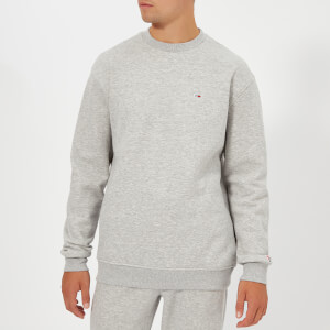 Tommy Jeans Men's TJM Tommy Classic Sweatshirt - Grey