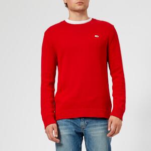 Tommy Jeans Men's TJM Tommy Classic Sweatshirt - Samba