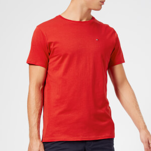 Tommy Jeans Men's TJM Essential T-Shirt - Samba