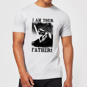 Camiseta Star Wars Darth Vader I Am Your Father Sable de Luz - Hombre - Gris