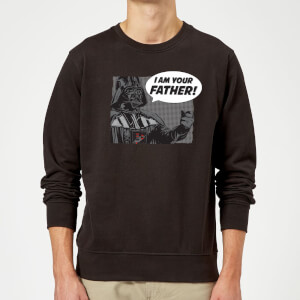 Star Wars Darth Vader I Am Your Father Sweatshirt - Black