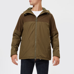 Barbour Men's Beacon Troutbeck Jacket - Army Green