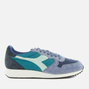 Diadora Men's Tornado Mii Valanga Azzurra Trainers - Night Blue