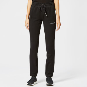 Helmut Lang Women's Logo Sweatpants - Black