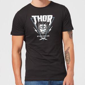 Marvel Thor Ragnarok Asgardian T-shirt - Zwart