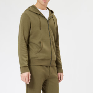 Polo Ralph Lauren Men's Zip Track Top - Defender Green