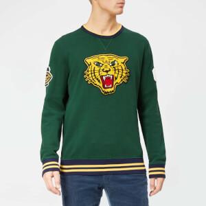Polo Ralph Lauren Men's Tiger Crew Neck Sweatshirt - College Green