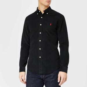 Polo Ralph Lauren Men's Cord Shirt - Polo Black