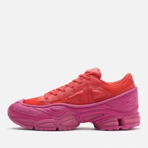 adidas by Raf Simons Men's Ozweego Trainers - Glory/Red