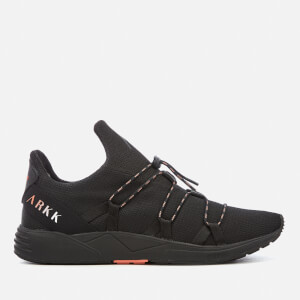 ARKK Copenhagen Men's Scorpitex Mesh Trainers - Black Rust