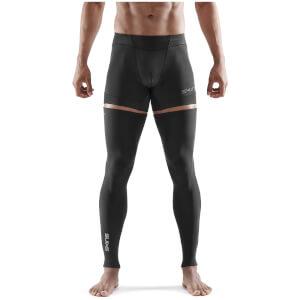 Skins DNAmic Thermal Compression Leg Warmer - Black