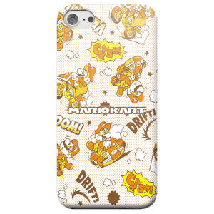 Coque Smartphone Nintendo Mario Kart Comic Strip - iPhone & Android