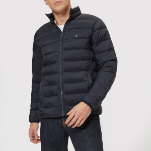 Joules Men's Go to Barrel Jacket - Marine Navy