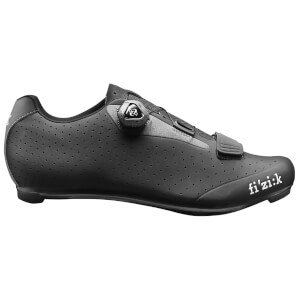 Fizik R5B Road Shoes - Black/Dark Grey