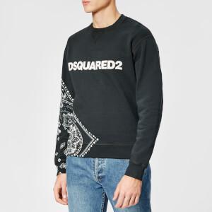 Dsquared2 Men's Dean Fit Sweatshirt - Black