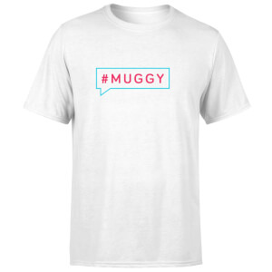 Muggy Men's T-Shirt - White
