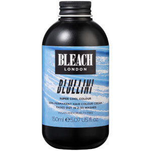 Crema de color semipermanente para el cabello Blulini Super Cool Colour de BLEACH LONDON 150 ml