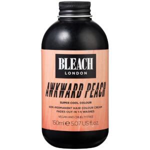 BLEACH LONDON Awkward Peach 超炫染髮劑 150ml