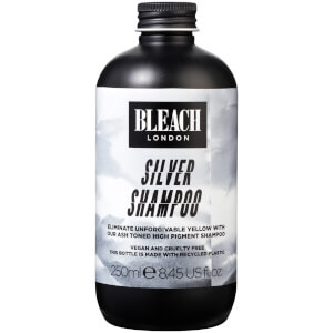 BLEACH LONDON Silver Shampoo(블리치 런던 실버 샴푸 250ml)